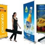 retractable banners and retractable banner stands