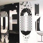 adhesive vinyl for wall displays