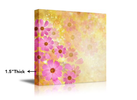 canvas wrap with art printing 1258