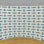 curved step and repeat tension fabric