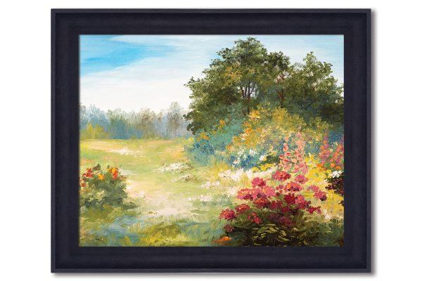framed artwork prints brown frame