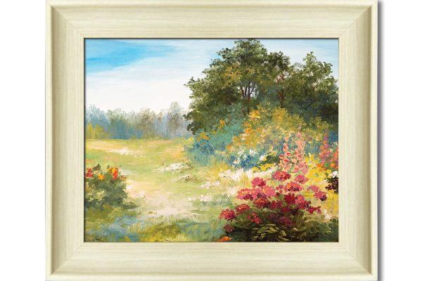 framed artwork prints wood frame