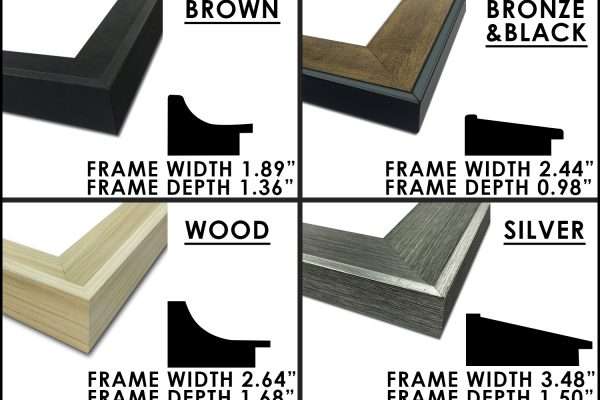 frames print frame options 1