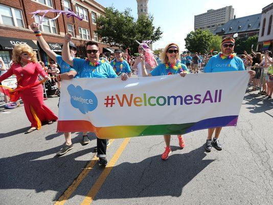 Parade Banners Gay Pride Printing