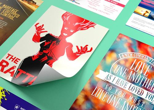paper posters art printing 2