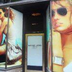 window displays and adhesive vinyl
